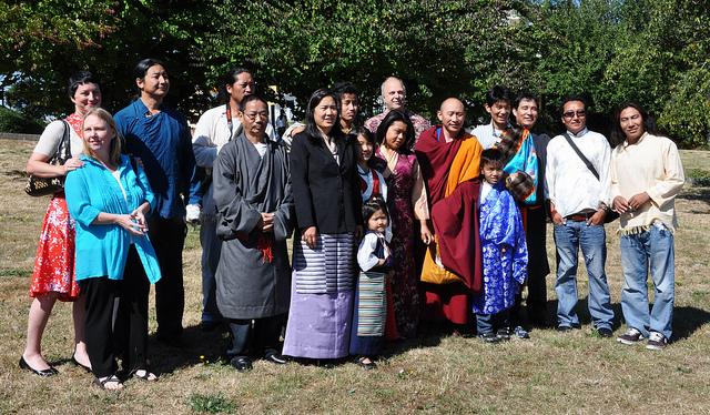 TibetanCommunityGreeting